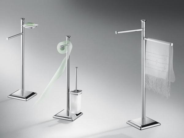 Accessori bagno immagini forme geometriche per gli accessori bagno al salone del bagno - Metaform accessori bagno prezzi ...
