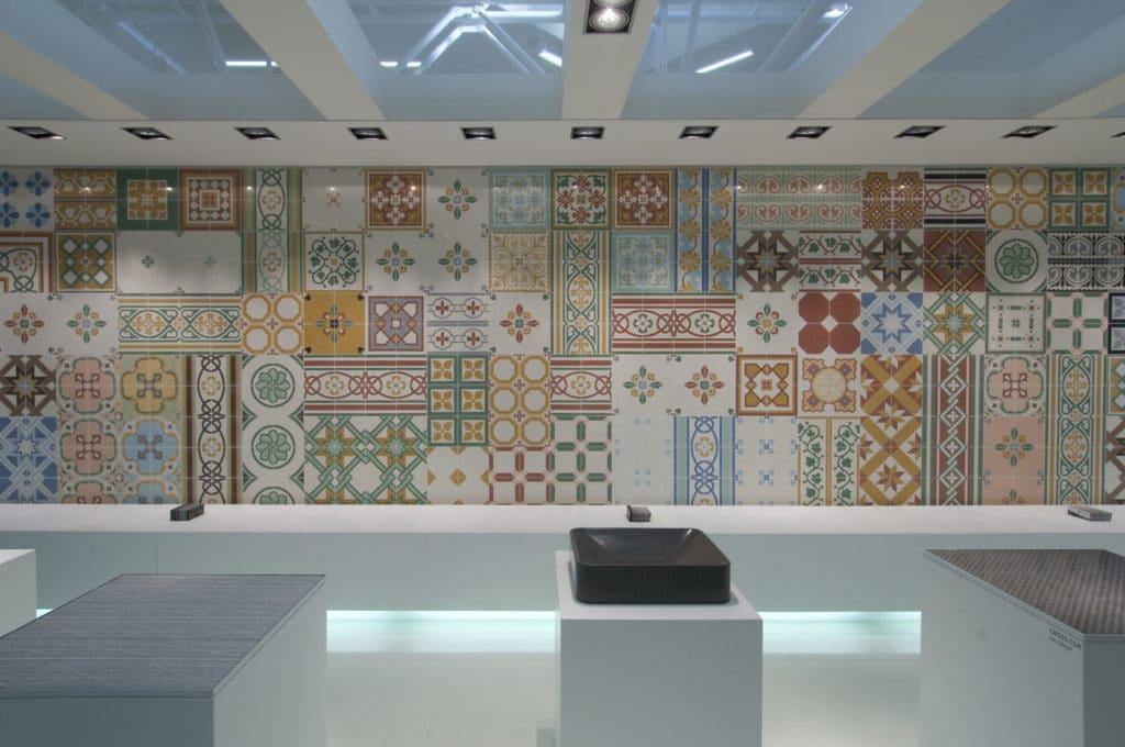 Mipa patchwork combinazioni di stile u magazzino della piastrella